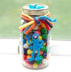 Party Favors - Gumball Jars