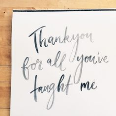 #kgoletters: Writing custom thank you notes for teachers gifts today!