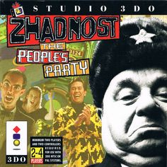Today in gaming history On March 2, 1985 Studio 3DO released Zhadnost: The People's Party in the USA on 3DO. Now is time to play new television game show. This is the best show on Bizzmarnian state run television. The humor is good. Peep into secret lives of contestants. Help them fulfill their secret desires. This Board Game, Game Show / Trivia / Quiz game was not much of a seller opening at $59.99…