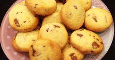 サクサクorしっとり、焼き時間を調節するとお好きな食感に仕上げられます♡アイスボックスのようなチョコチップクッキーです♪