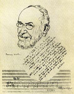 Francis Picabia, Erik Satie Erik Satie, Francis Picabia, Could Play, Composers, Bauhaus, Newspaper, Collages, Surrealism, Style Icons