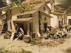 Belen de Monzón. Huesca. | Belen de la Asociación Belenista … | Flickr