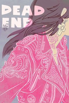 DEAD END 2015 (Cover) © 2015, Kirsten Rothbart