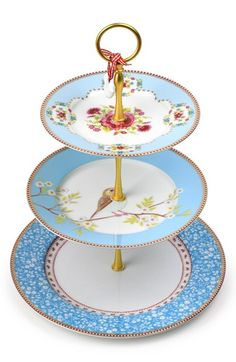 PiP studio Tiered Porcelain Cake Stand | Nordstrom