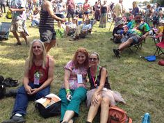 Philly Folk Fest with friends, Sherry Wallen & Greg Jones