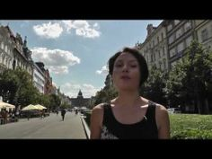 Wenzelsplatz Prag 2013 In Der Tschechischen Republik Vaclavske Namestí