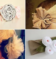 9 DIY Baby Headbands That Are Easy to Make — and Totally Adorable!