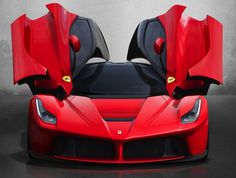 Designed in-house at Ferrari, LaFerrari is a bold melange of classic elements from Maranello's supercars of yore. Its lines are sleek, evocative of a space-ship, yielding the ultimate Ferrari hypercar.