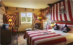 Pirate Premium Themed at The Legoland California Resort!!