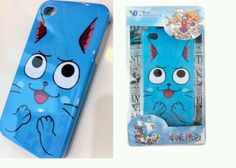 fairy tail; Happy iphone cover