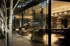 Galeria de Shun Shoku Lounge / Kengo Kuma & Associates - 8