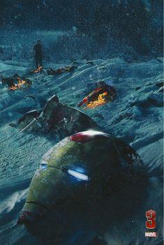 Iron Man 3 (2013) - unused