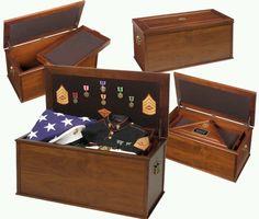 Military retirement gift idea