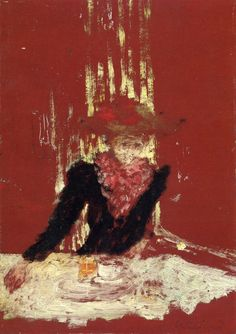 'Woman with a Cup of Coffee' (1895) by Édouard Vuillard