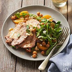 Pork Medallions with Mustard-Caper Sauce ~ Pork tenderloin ...
