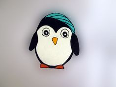Imãs de geladeira - Pinguins 84 / Magnets