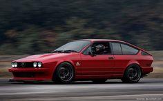 Alfa GTV6 - I hope one day have a Machine like this