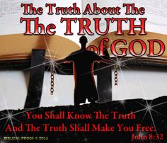 truth words of God | The Truth About The Truth of God | Biblical Proof