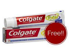 FREE Colgate - Coupons Reset ~ Just $0.22 at Target!   Closet of Free Samples   Get FREE Samples by Mail   Free Stuff