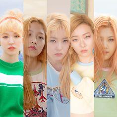 Red Velvet The best song ever ( ice cream cake ) and im so happy for yeri for joining red velvet