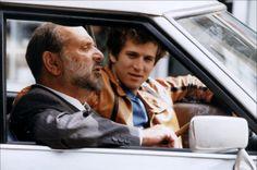 Jean Yanne con Guillaume Canet
