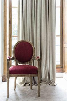 #curtains #gordijnstoffen  #interieurstoffen #raamdecoratie #woonstijl…