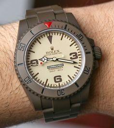 Bamford Watch Department Commando Hands-On: Is It Still A Rolex