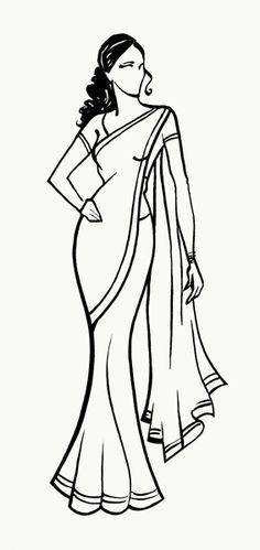 zarilane-indian saree