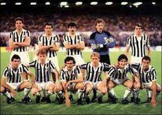 Juventus - 1984/85 v Liverpool (1-0)