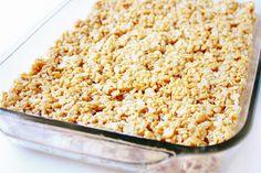peanut butter rice-crispy-treats