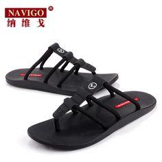 Hombres sandalias de gladiador diseñador sandalia flip flop masculina Vietnam playa zapatos zapatillas de goma verano casual diapositivas XK123006 en Chancletas de Zapatos en AliExpress.com | Alibaba Group