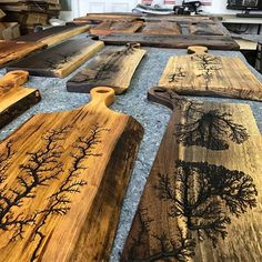 """""""Food-safe, all-natural Hemp oil from makes the grain pop while keep us & the wood safe!"""" - - Save on your next order of Hemp Wood, now until April Natural Wood Finish, Hemp Oil, Safe Food, Bamboo Cutting Board, 30th, Pop, The Originals, Nature, Instagram Posts"""