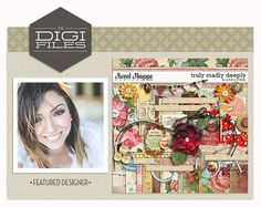 Look who's at the Digi Files this month!