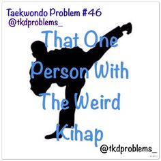 That might be me... O_o but there are other people with weird ones too.... ^_^