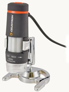 Celestron 44302-A Handheld Digital Microscope - ScientificsOnline.com