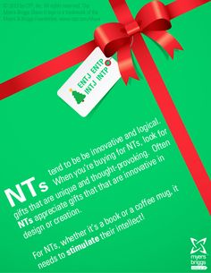 Do you know an ENTJ, ENTP, INTJ or INTP? Find the perfect gift for them by understanding what they value most! Intp Personality Type, Different Personality Types, Myers Briggs Personality Types, Intj Intp, Introvert, Along The Way, Gift Ideas, Taurus, Charts