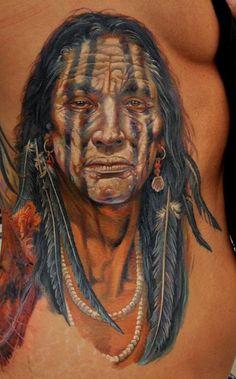 Tattoos by Dmitriy Samohin