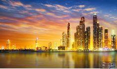 """اختيار مدينة دبي من بين أفضل وجهات…:  اختارت صحيفة """"تلغراف"""" البريطانية، مدينة دبي، من بين أفضل 25 وجهة استجمام سياحية في 2016، محتلة…"""