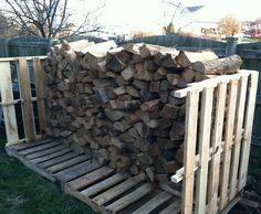 Firewood Storage Ideas – The Owner-Builder Network