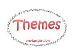 #Preschool #Themes
