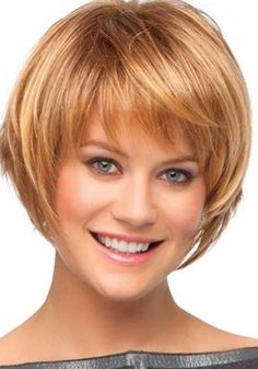 I love Short bob haircuts for women more especially when going for functions or occasions. I think this bob haircut is worthy trying out.