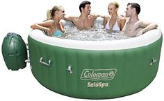 Looking for Coleman SaluSpa Inflatable Hot Tub Spa, Green & White ? Check out our picks for the Coleman SaluSpa Inflatable Hot Tub Spa, Green & White from the popular stores - all in one.