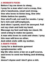 For the single women...
