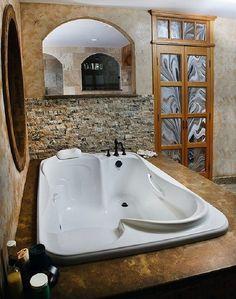 large bathtubs for two bathroom furniture ideas spa bathroom decorative stone wall