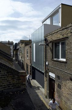 TwoFold House - Cassion Castle Architects