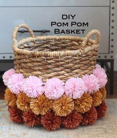 add pom poms to everything