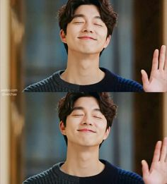 Goblin - Gong Yoo - Guardian: The Lonely and Great God Gong Yoo Smile, Yoo Gong, J Pop, Asian Actors, Korean Actors, Jikook, Goblin The Lonely And Great God, F4 Boys Over Flowers, Goblin Korean Drama