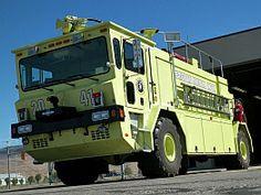 Douglas County Fire District #2 - Pangborn Memorial Airport - East Wenatchee, Washington - Oshkosh 1500 #niceride #firetrucks #setcom  http://setcomcorp.com/integrated-seat-communications.html