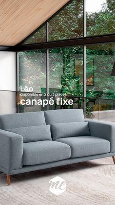 Leo, Love Seat, Couch, Furniture, Home Decor, 2 Seater Sofa, Settee, Decoration Home, Sofa