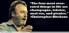 Christopher hitchens: king of the hitchslap